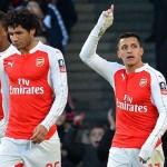 Arsenal 2-1 Burnley -MATCH REPORT