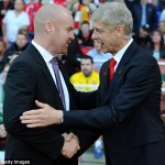 Arsenal vs Burnley - MANAGER QUOTES