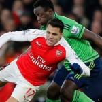Arsenal 0-0 Southampton - KEY MOMENTS