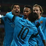 Arsenal 0-2 Barcelona - REPORT