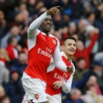 Arsenal 2-1 Leicester City - REPORT