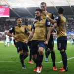 Arsenal XI For Southampton Clash