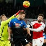 Bournemouth v Arsenal - MATCH FACTS