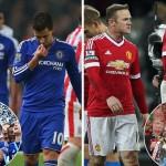 Chelsea v Manchester United - CONFIRMED LINE UP