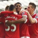 Manchester United 3-2 Arsenal - KEY STATISTICS