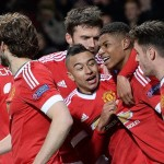 Manchester United 5-1 Midtjylland - KEY STATS