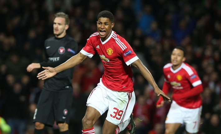 Manchester United 5-1 Midtjylland - REPORT