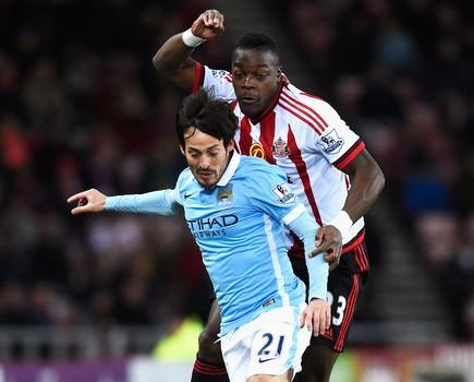 Sunderland 0-1 Manchester City - REPORT