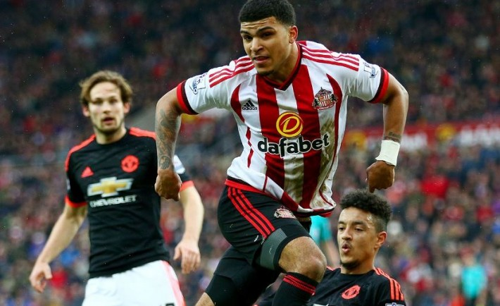 Sunderland 2-1 Manchester United - KEY EVENTS