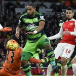 Arsenal 1-2 Swansea City - RATINGS