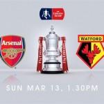 Arsenal v Watford - PREVIEW