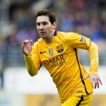 Lionel Messi 8