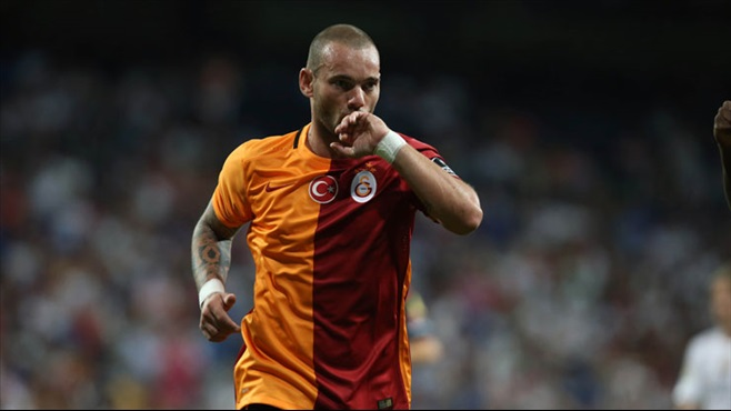 Wesley Sneijder 2