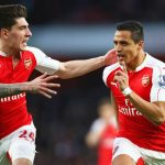 Arsenal 2-0 West Bromwich Albion - KEY STATS