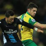 Arsenal v Norwich City - CONFIRMED LINE UP