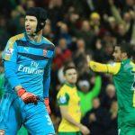 Arsenal v Norwich City - MATCH STATS