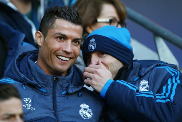 Cristiano Ronaldo 21