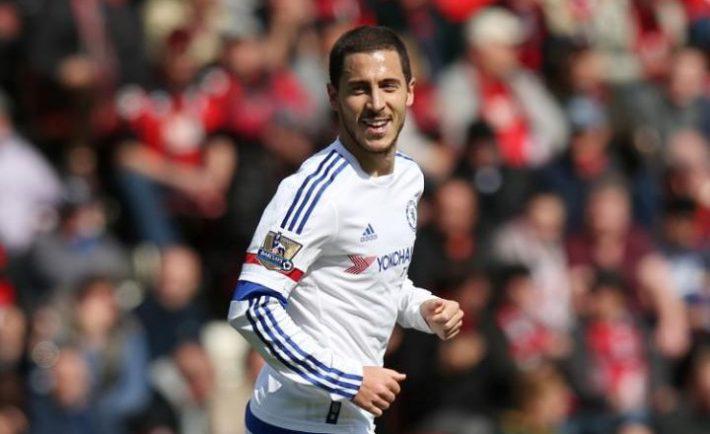 Eden Hazard 11