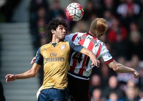 Sunderland 0-0 Arsenal - KEY MOMENTS