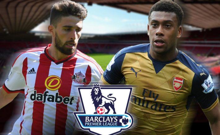 Sunderland v Arsenal - CONFIRMED TEAM LINE UP
