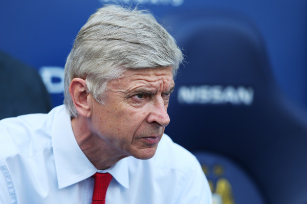 Arsene Wenger 80