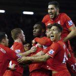 Liverpool Squad For Arsenal Clash